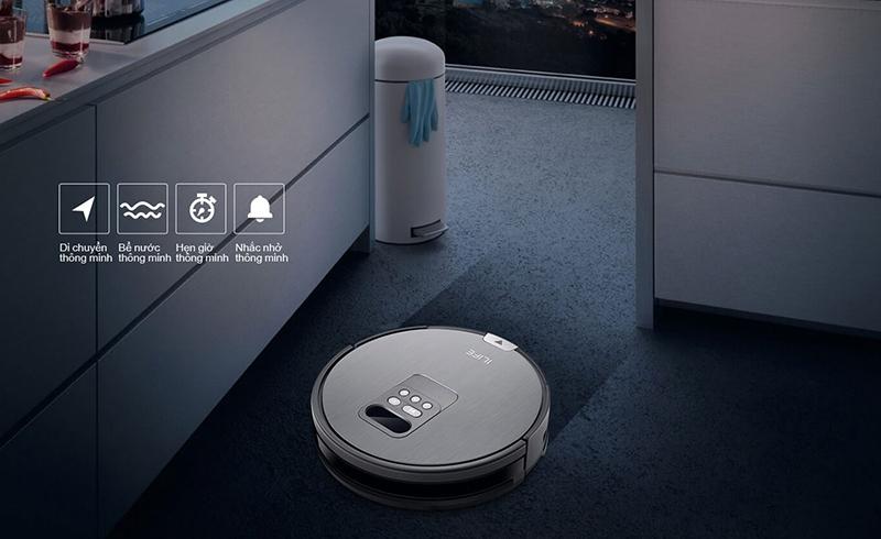 ILIFE - Dòng robot hút bụi mỹ nổi tiếng toàn thế giới