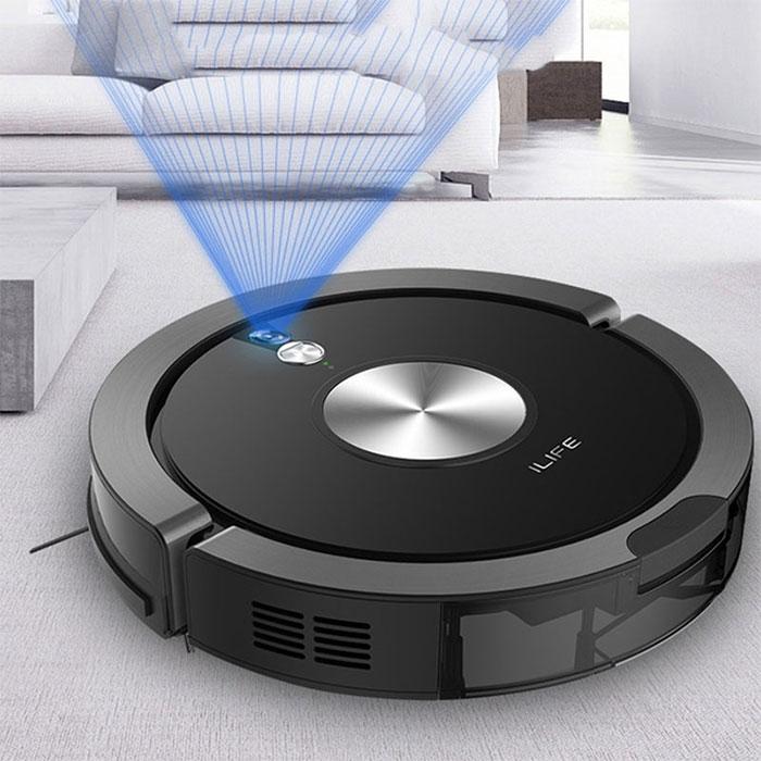 ILIFE x800 robot hút bụi cho mọi mặt sàn