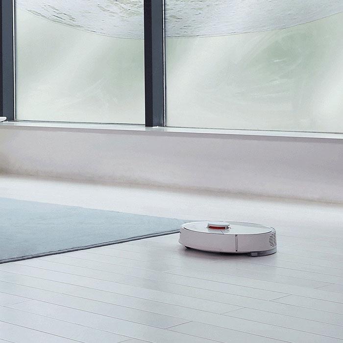 Những lợi ích tuyệt vời mà robot hút bụi mang lại