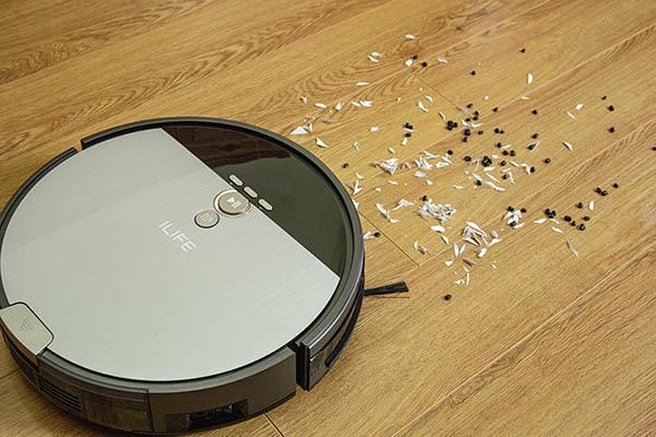Robot hút bụi lau nhà – sản phẩm làm sạch của mọi nhà