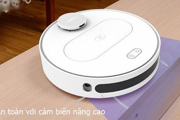 Robot Hút Bụi Lau Nhà Thông Minh QIHOO 360 S6