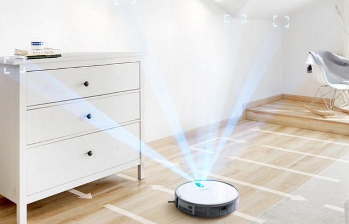 Robot hút bụi và lau nhà – Xu hướng của công nghệ